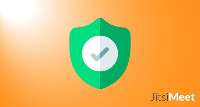 Sécurité et vie privée Jitsi Meet